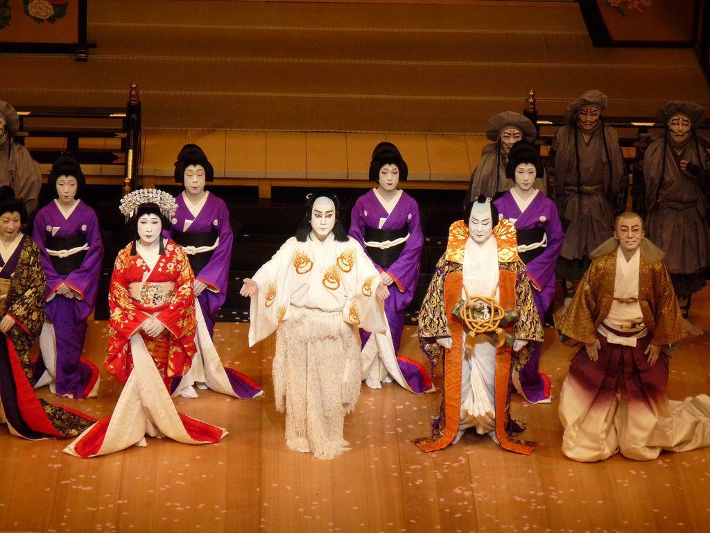 8 Most Famous Kabuki Plays Ever Made