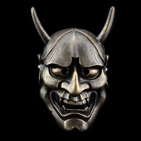 Resin-Japanese-Buddhist-Evil-Oni-Noh-Hannya-Mask-Masquerade-Halloween-Cosplay-Party-Masks-1