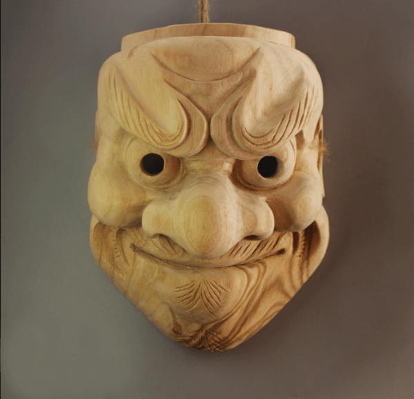 Cyoreibeshimi Buddha Mask