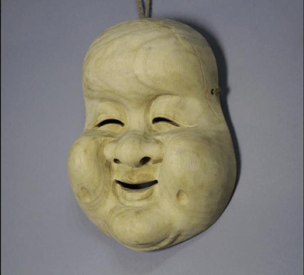 Oto Kyogen Mask