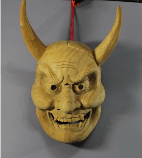 DeiJya Noh Mask