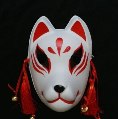 kabuki-masks-hand-painted-kitsune-mask-1