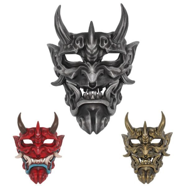 demon masks