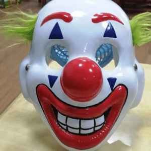 Clown Joker Big Nose Mask