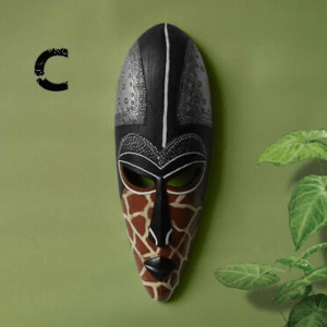 Creative Resin African Mask Wall decoration