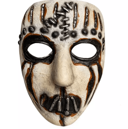 Half face Slip knot mask