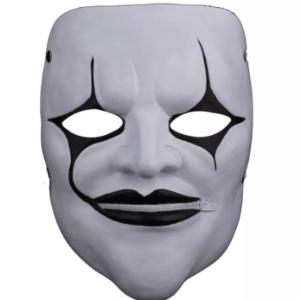 Halloween Resin Slipknot mask