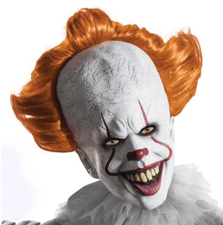 Joker Cosplay Latex mask