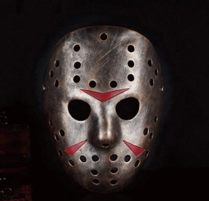 Scary Jason Mask