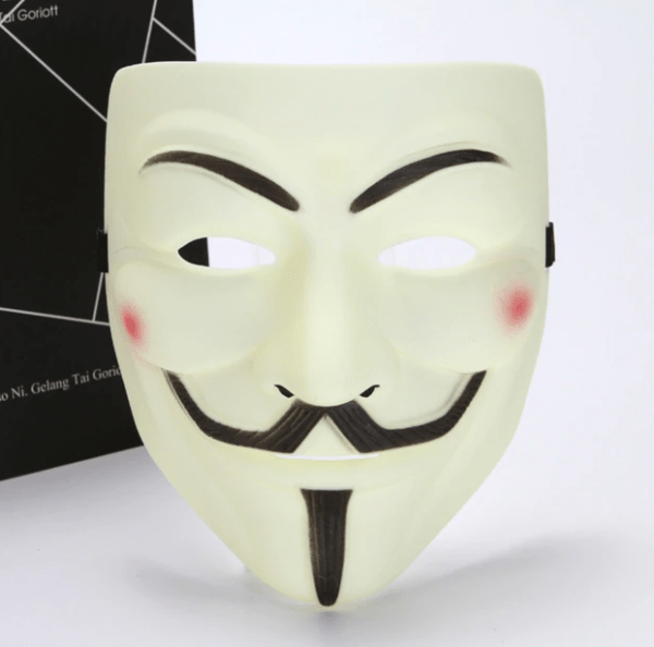 Thicken Guy Fawkes Mask